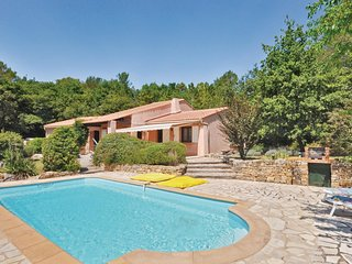 3 bedroom Villa in Bagnols-en-Foret, Provence-Alpes-Cote d'Azur, France : ref 55