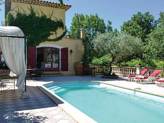 3 bedroom Villa in Neoules, Provence-Alpes-Cote d'Azur, France : ref 5539096
