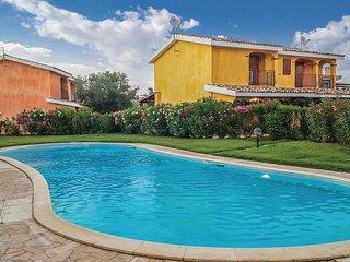 2 bedroom Villa in Sant'Anna Arresi, Sardinia, Italy : ref 5543989