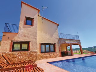 4 bedroom Villa in Romanyà de la Selva, Catalonia, Spain : ref 5538717