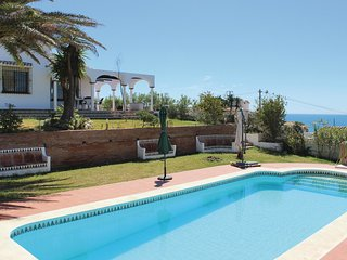 4 bedroom Villa in El Faro, Andalusia, Spain : ref 5540923