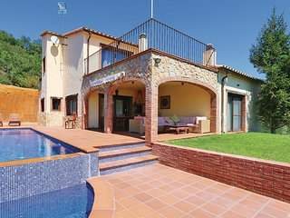 4 bedroom Villa in Romanya de la Selva, Catalonia, Spain : ref 5538717