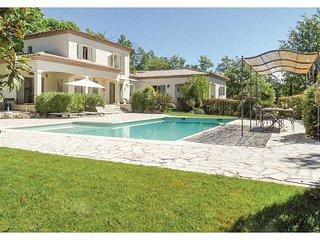 4 bedroom Villa in Fayence, Provence-Alpes-Cote d'Azur, France : ref 5549766