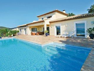 4 bedroom Villa in La Nartelle, Provence-Alpes-Côte d'Azur, France : ref 5539102
