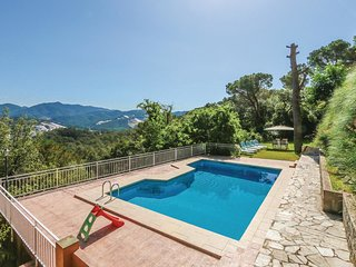 4 bedroom Villa in Sant Cebria de Vallalta, Catalonia, Spain : ref 5542540