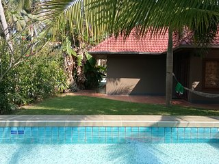 2 bed house with pool in quiet part of koh samui