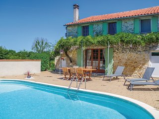 3 bedroom Villa in Saint-Simon-de-Pellouaille, Nouvelle-Aquitaine, France : ref