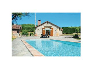 2 bedroom Villa in Cadrieu, Occitania, France : ref 5539260