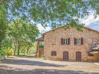 3 bedroom Villa in Gallina, Tuscany, Italy : ref 5541055