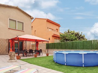 4 bedroom Villa in el Masnou, Catalonia, Spain : ref 5549041