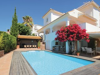 5 bedroom Villa in Riviera del Sol, Andalusia, Spain : ref 5549018