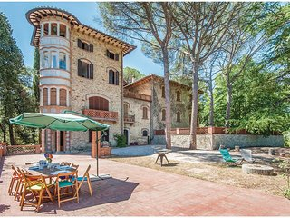 6 bedroom Villa in La Palazza, Umbria, Italy : ref 5545253