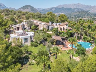 6 bedroom Villa in Port de Pollenca, Balearic Islands, Spain : ref 5549311