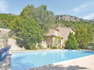 4 bedroom Villa in Le Colombier, Provence-Alpes-Cote d'Azur, France : ref 553898
