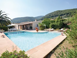 3 bedroom Villa in Tourrettes-sur-Loup, Provence-Alpes-Cote d'Azur, France : ref