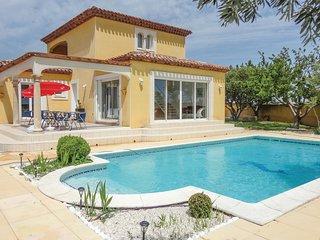 3 bedroom Villa in Marseillan, Occitania, France : ref 5542506