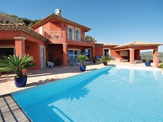5 bedroom Villa in La Nartelle, Provence-Alpes-Cote d'Azur, France : ref 5539104