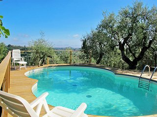 4 bedroom Villa in Balconevisi, Tuscany, Italy - 5446891