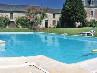 3 bedroom Villa in Curçay-sur-Dive, Nouvelle-Aquitaine, France : ref 5539154