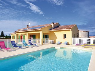 4 bedroom Villa in Saint-Christol, Provence-Alpes-Cote d'Azur, France : ref 5539
