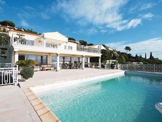 5 bedroom Villa in Les Issambres, Provence-Alpes-Cote d'Azur, France : ref 55391