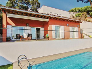 4 bedroom Villa in Sant Cebrià de Vallalta, Catalonia, Spain : ref 5550055