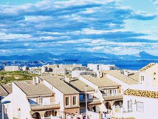 Casa Vista, Gran Alacant - Sea & Moutain Views - WiFi
