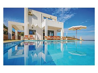 6 bedroom Villa in Milatos, Crete, Greece : ref 5549292
