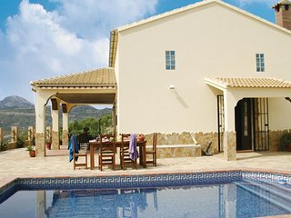 2 bedroom Villa in Zahara de la Sierra, Andalusia, Spain : ref 5543139
