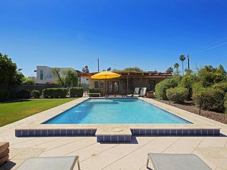 NEW LISTING! Mountain view home w/pool & patio-near downtown! Dogs ok