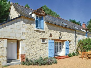 2 bedroom Villa in Vernoil-le-Fourrier, Pays de la Loire, France : ref 5546757