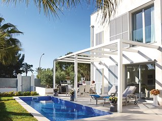 4 bedroom Villa in Ses Palmeres, Balearic Islands, Spain : ref 5547873