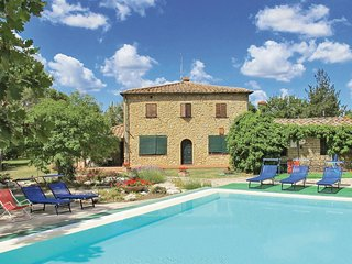 4 bedroom Villa in Libbiano, Tuscany, Italy : ref 5540360