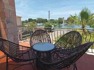 4 bedroom Villa in Le Grau-d'Agde, Occitania, France : ref 5539240