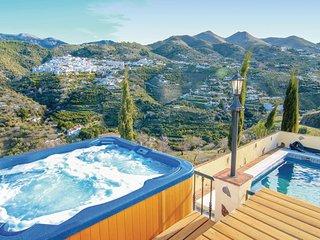 3 bedroom Villa in Árchez, Andalusia, Spain : ref 5546948