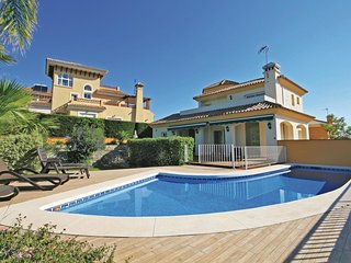4 bedroom Villa in Coin, Andalusia, Spain : ref 5538396