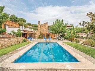 4 bedroom Villa in Lloret de Mar, Catalonia, Spain : ref 5549042