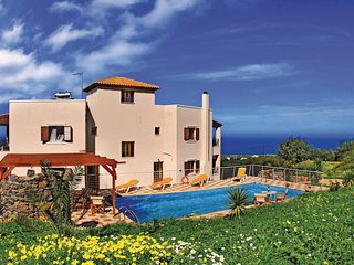 5 bedroom Villa in Milatos, Crete, Greece : ref 5561564