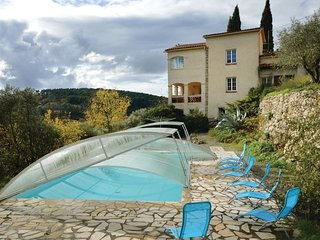 4 bedroom Villa in Callas, Provence-Alpes-Cote d'Azur, France : ref 5542476