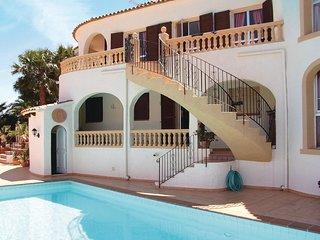 7 bedroom Villa in Calpe, Valencia, Spain : ref 5538492