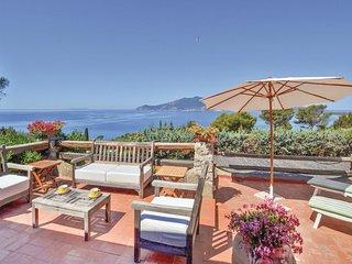 4 bedroom Villa in Ansedonia, Tuscany, Italy : ref 5541157