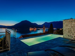 Perast sea views Villa