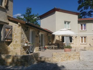 4 bedroom Villa in Malegoude, Occitania, France : ref 5542987