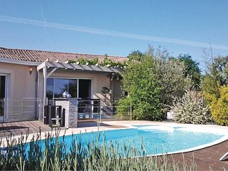 4 bedroom Villa in La Roche-Chalais, Nouvelle-Aquitaine, France - 5538850