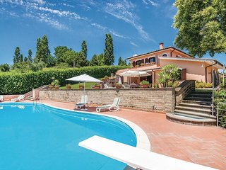 5 bedroom Villa in Montelarco, Latium, Italy : ref 5539931