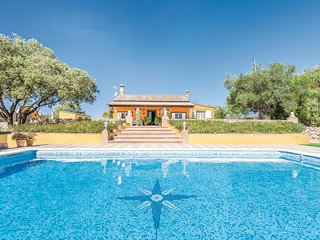 4 bedroom Villa in Las Balrotas, Andalusia, Spain : ref 5551879