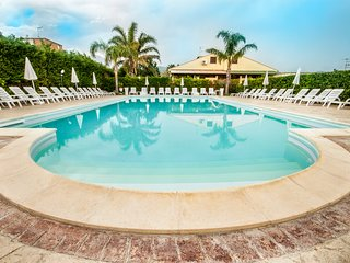 Case Vacanze Paradise Beach 2° pool and beach ad 8 km da Cefalu