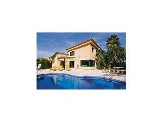 4 bedroom Villa in Sant Pere Pescador, Catalonia, Spain : ref 5538703