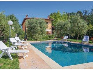 8 bedroom Villa in Chiassa-Tregozzano, Tuscany, Italy : ref 5540130