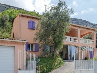 3 bedroom Villa in Le Colombier, Provence-Alpes-Cote d'Azur, France : ref 554095